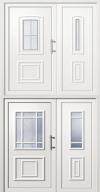 Kombinuoti durų užpildai